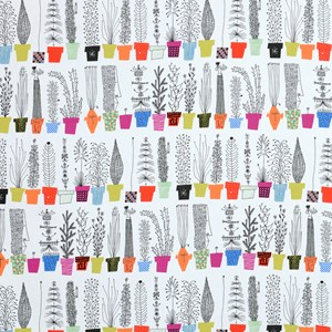 crazy pots fabric