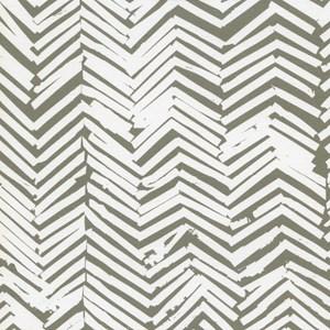 elvira herringbone contemporary grey roller blind fabric