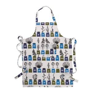 herb garden apron