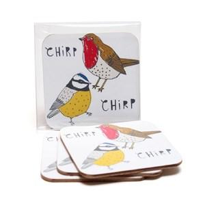 chirp coasters