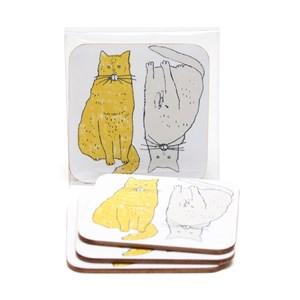 meow coasters