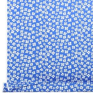 belle amie fabric - blue