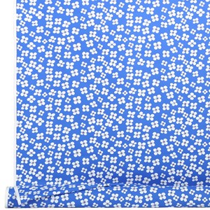 belle amie fabric - blue