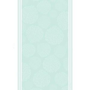 asha tea towel - duck egg blue