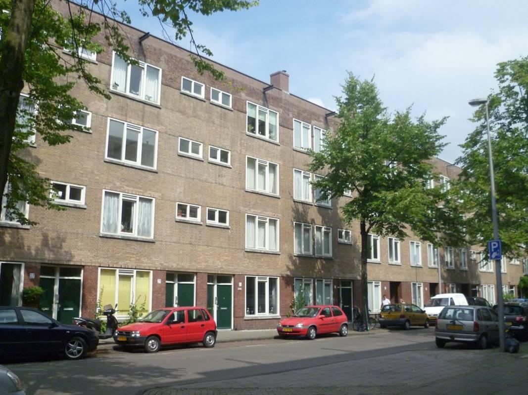 amsterdam, Lutmastraat 29II