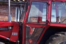 Massey furguson  250 loader