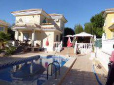 Villa for summer rents, La Marina, San Fulgencio, Alicante, Spain
