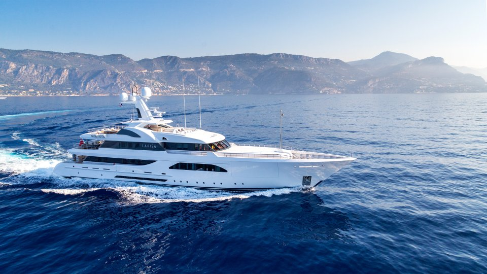 larisa yacht luxury feadship for sale y co
