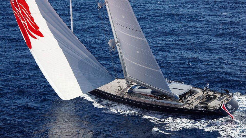 GANESHA Yacht For Charter