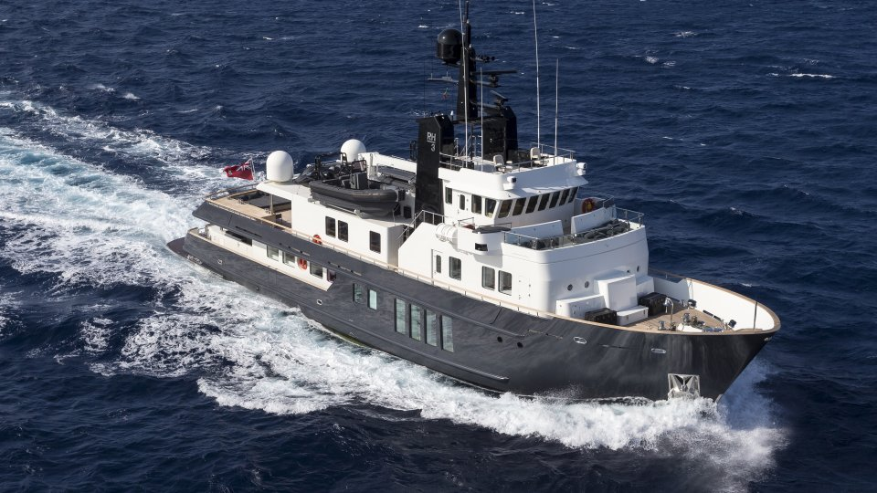 Rh3 Luxury Explorer Yacht For Sale Amp Charter Y Co