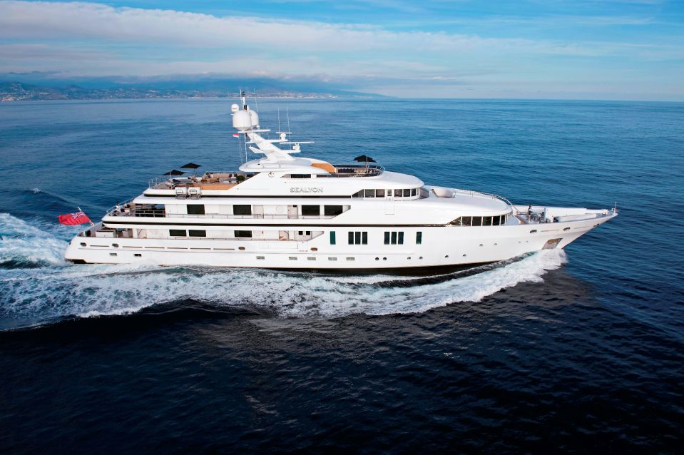 Sealyon Yacht For Charter And Sale Y Co