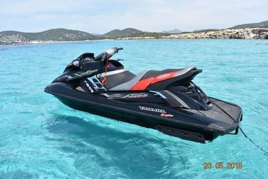 Rental motorboat Yamaha FX SHO in Ibiza - Ibiza (Balearic Islands)