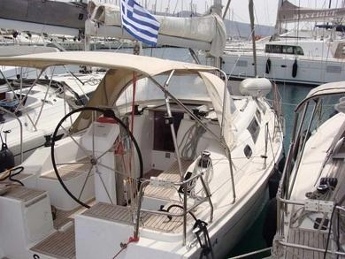 Rental sailboat Hanse 325 in Kos - Dodecanese Islands