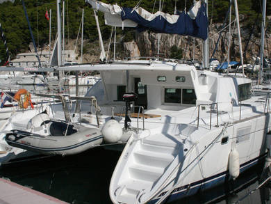 Charter catamaran Lagoon 440 in Trogir - Split