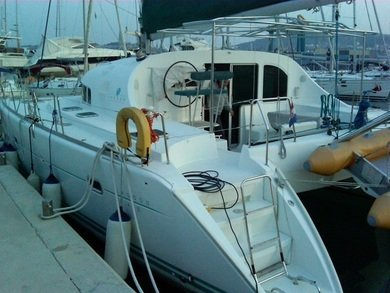 Rental catamaran Lagoon 410 S2 in Murter - Sibenik