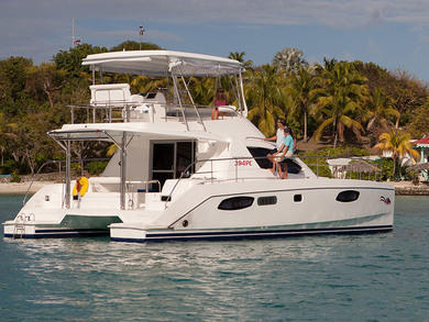 Charter exclusive yacht Moorings 394 PC in  - Split