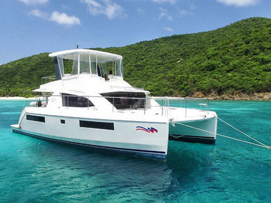 Charter exclusive yacht Moorings 433 PC in Road Town - Tortola