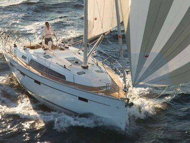 Hire sailboat Bavaria 41 Cruiser in Preveza - Epirus