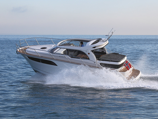 Rental exclusive yacht Marex 320 ACC in  -