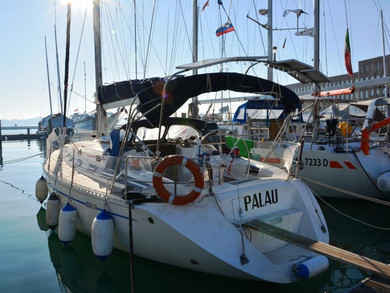 Rental sailboat Elan 38 in  -