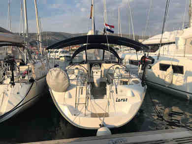 Rental sailboat Sun Odyssey 40.3 in Pula - Istria