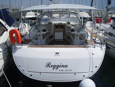 Rental sailboat Bavaria Cruiser 45 in Preveza - Epirus