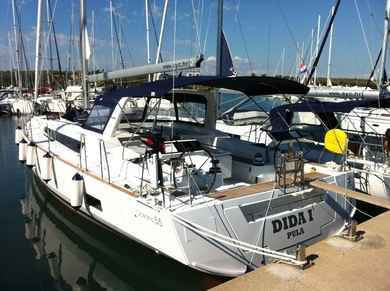 Rental sailboat Oceanis 55 in  - Istria
