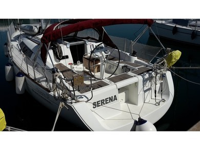 Hire sailboat Oceanis 37 in  - Istria