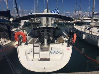 Rental sailboat Sun Odyssey 37 in Corfu - Ionian Islands