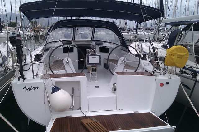 Rental sailboat Hanse 415 in  - Istria
