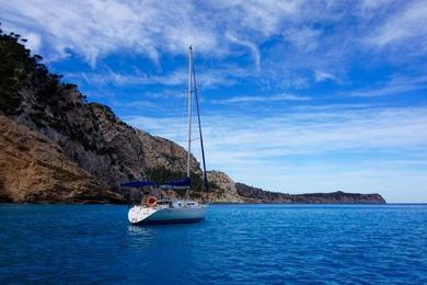 Rental sailboat Beneteau First 345 in Soller - Majorca (Balearic Islands)