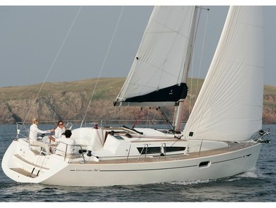 Hire sailboat Sun Odyssey 36i in Pula - Istria