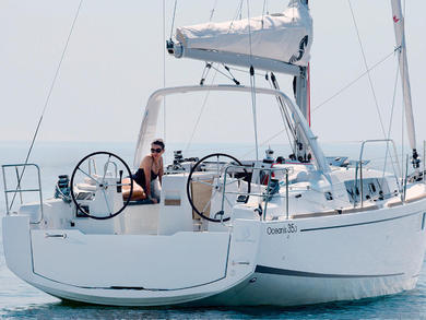 Rental sailboat Oceanis 35.1 in Cannigione - Olbia-Tempio (Sardinia)