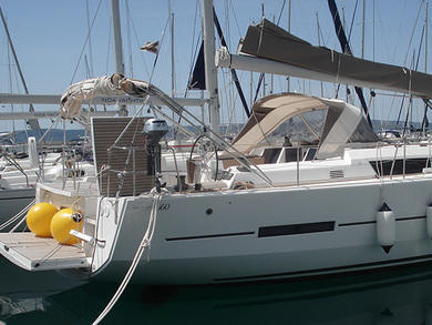 Rental sailboat Dufour 560 in Sao Vicente city - Sao Vicente