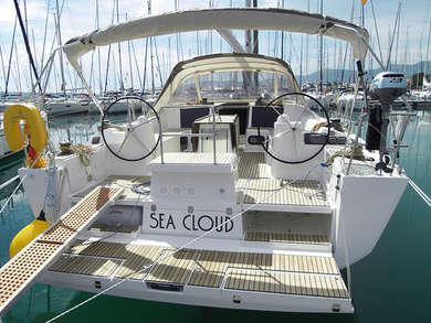 Hire sailboat Dufour 500 in Sao Vicente city - Sao Vicente