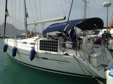RENT_1 boat_type_sailboat Oceanis 393 IN Sao Vicente city - Sao Vicente