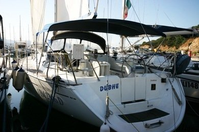 Hire sailboat Sun Odyssey 45.2 Dubhe in Portisco - Olbia-Tempio (Sardinia)