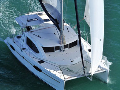 Rental catamaran Leopard 384 in Male city - Male