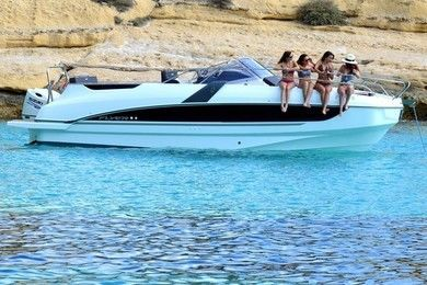 Hire motorboat Beneteau - Flyer 8.8 in Palma de Mallorca - Majorca (Balearic Islands)