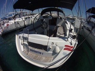 Rental sailboat Sun Odyssey 32i in Vodice - Sibenik