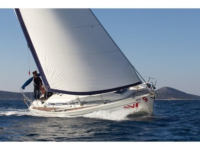Charter sailboat Elan 431 in Vodice - Sibenik