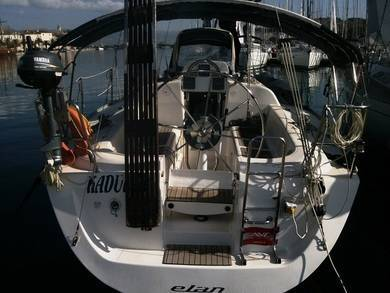 Hire sailboat Elan 333 in Vodice - Sibenik