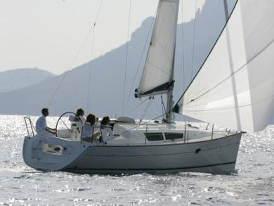 Hire sailboat Sun Odyssey 32i in Vodice - Sibenik