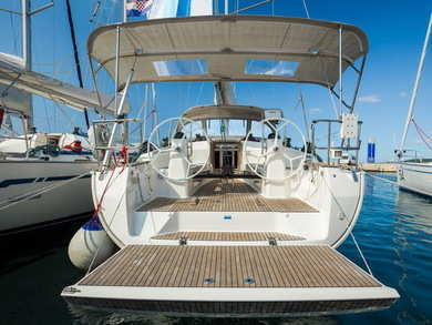 Rental sailboat Bavaria Cruiser 40 S in Split city - Split