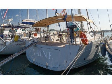 Hire sailboat Hanse 54 in Ibiza city - Ibiza (Balearic Islands)