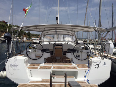Charter sailboat Oceanis 55 in Portisco - Olbia-Tempio (Sardinia)