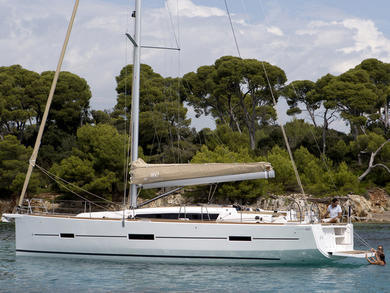 Hire sailboat Dufour 460 Grand Large in Portisco - Olbia-Tempio (Cerdeña)