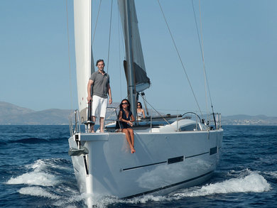 Charter sailboat Dufour 512 Grand Large in Portisco - Olbia-Tempio (Sardinia)