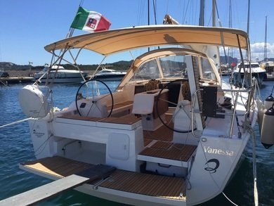 Rental sailboat Dufour 412 in Portisco - Olbia-Tempio (Cerdeña)