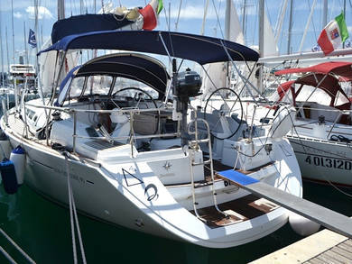 Hire sailboat Sun Odyssey 45 in Portisco - Olbia-Tempio (Sardinia)